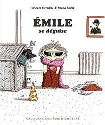 Émile se déguise