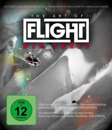 Preisvergleich Produktbild The Art of Flight - Die Serie [Blu-ray]