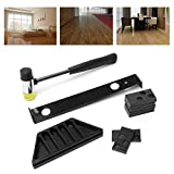Wood Flooring Laminate Installation Kit Set Wooden Floor Fitting Tool DIY Home