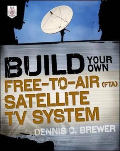 Stereo-system Scooter (Build Your Own Free-To-Air (FTA) Satellite TV System)