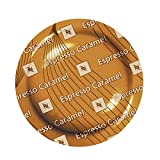 Nespresso Pro Kapseln Pads - 50x Espresso Caramel - Original - für Nespresso Pro Systeme