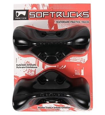 Softrucks Softrucks-Set 2, Schwarz
