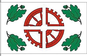 Bannerflagge Osdorf - 150 x 500cm - Flagge und Banner
