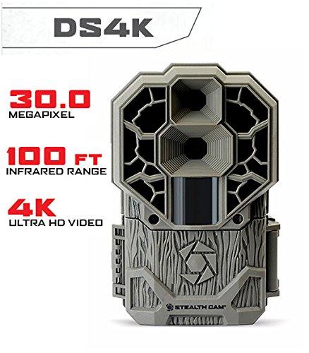 Stealth Cam STC01472 DS4K Infrarotkamera HD (Cam Stealth)