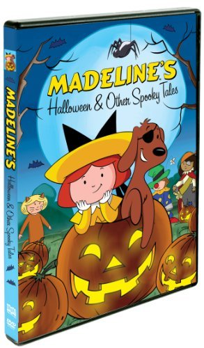 Madeline's Halloween And Other Spooky Tales by Andrea - Halloween Dvds