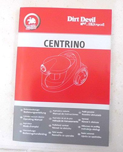 dirt-devil-centrino-bedienungsanleitung