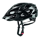 UVEX Damen Onyx Fahrradhelm, Black, 52-57