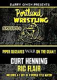 Barry Owen Presents Best Of Portland Wrestling Vol. 4 [Reino Unido] [DVD]