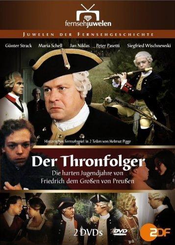 Die harten Jugendjahre von Friedrich dem Großen von Preußen (2 DVDs)