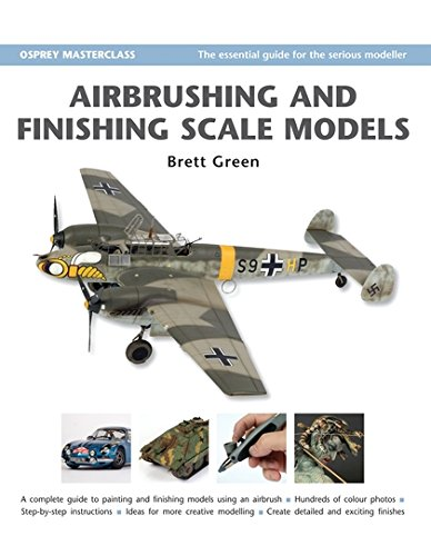 Airbrushing and Finishing Scale Models Cover Image