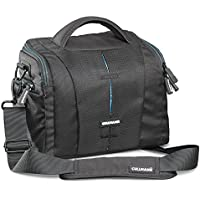 Blue//Grey 98316 Messenger Bag for DSLR Camera Cullmann Madrid Sports Maxima 325