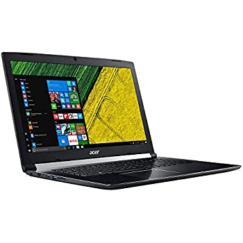 "Acer Aspire A717-71G-54ZH PC Portable 17,3"" FHD Noir (Intel Core i5, 8 Go de RAM, 1 To, SSD 128 Go, NVIDIA GeForce GTX 1050Ti, Windows 10)"