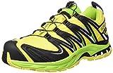 Salomon XA Pro 3D Gtx, Zapatillas de Trail Running para Hombre, Amarillo (Corona Yellow / Granny Green / White), 42 2/3 EU