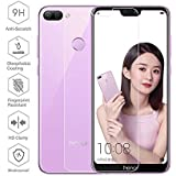 Rexez TPU Flexiable Unbreakable Tempered Glass and Screen Protector for Huawei Honor 9N (Transparent)