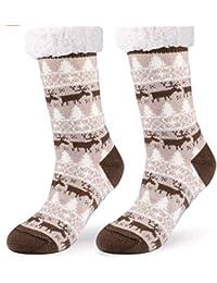 eb8cb969364 Amazon.fr   chausson chaussette femme - Chaussettes   Chaussettes et ...