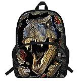 VEEWOW Sac de Dinosaures pour Enfants Adolescent (33D946)