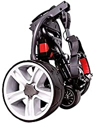Score Industries Golftrolley Elektrotrolley MOCAD 3.5, Schwarz, 35055