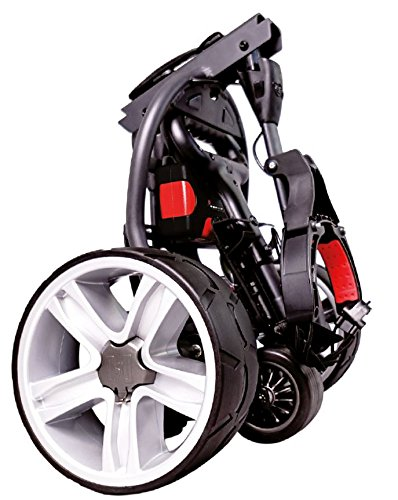 Score Industries Golftrolley Elektrotrolley MOCAD 3.5, Schwarz, 35055