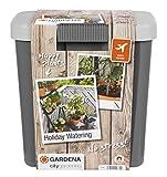 Gardena 1266-20 Système d'arrosage automatique de vacances avec réservoir 9 L