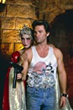 Moviestore Kurt Russell als Jack Burton in Big Trouble in Little China 91x60cm Farb-Posterdruck
