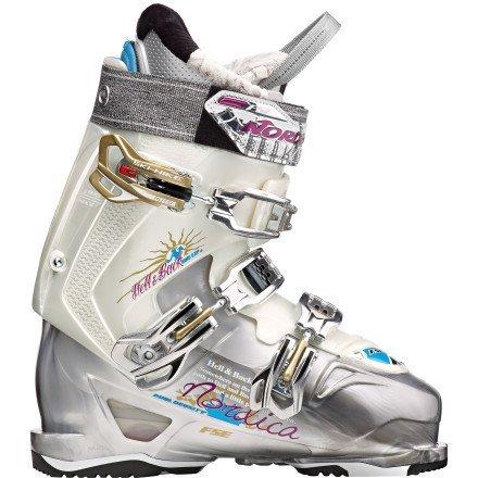 Nordica Hell and Back Hike Exp W Damen Skischuhe - Ski Boots - 2013- NEU - 25.5