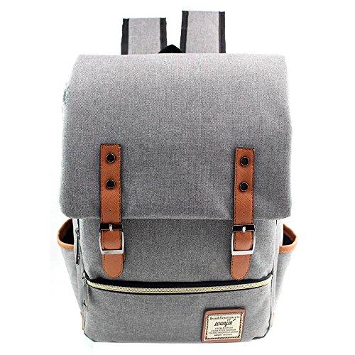 7632412673 EUCoo Donne Shopping Borsa Unisex Tela moda vintage Borsa da viaggio a  tracolla con zaino
