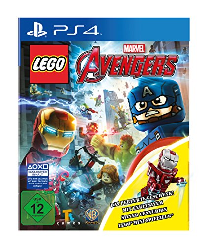 LEGO Marvel Avengers - Special Edition (exkl. bei Amazon.de) - [PlayStation 4] - Lego Games Tt