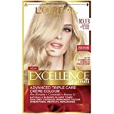 L'Oreal Excellence Creme 10.13 Very Light Ivory Blonde Hair Dye