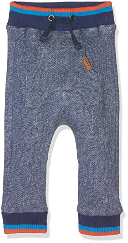 ESPRIT Baby-Jungen Jogginghose RK23032, Blau (Deep Indigo 491), 74