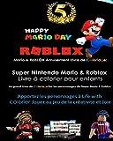 Best Enfants préférés Livres pour les enfants - Mario & RoBLOX Grand plaisir Livre de coloriage: Review