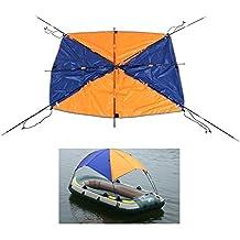 lixada–Lancha Kayak Toldo/Toldo Top Cover protección solar Lluvia baldaquino.