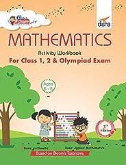 Perfect Genius Mathematics Activity Workbook for Class 1, 2 & Olympiad E