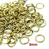 Sparkle Int Unsoldered Brass Jump Ring