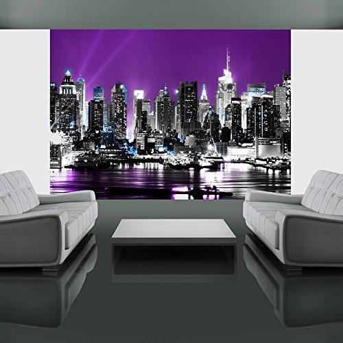 MURANDO® FOTOMURAL 350X270 CM ! PAPEL TEJIDO-NO TEJIDO  FOTOMURALES - PAPEL PINTADO 350X270 CM -NEW YORK ! 10040904-8