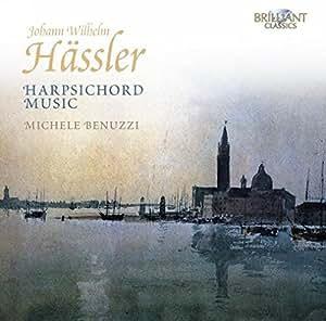 Hassler: Harpsichord Music