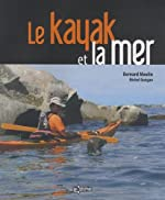Le kayak et la mer de Bernard Moulin