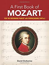 My First Book of Mozart (Dover Music for Piano)