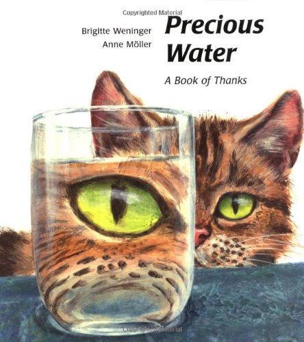 Precious water : a book of thanks