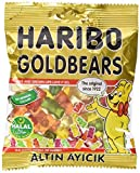 HARIBO Halal Gold Bears, Halal Sweets, 100g
