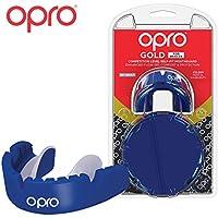 Ortodoncia Protector Bucal OPRO Self-Fit Gold Protector bucal para portadores de aparatos dentales -