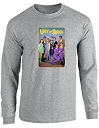 Pop Threads Lost In Space Cast Photo Long Sleeve T-Shirt by