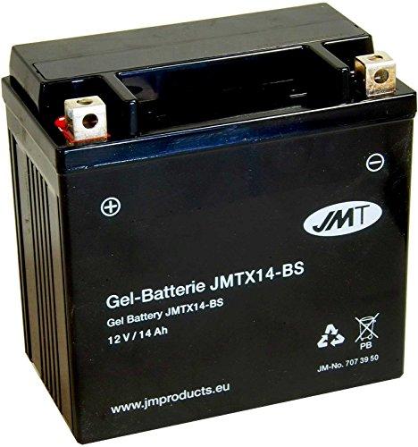 Preisvergleich Produktbild Batterie Gel JMT JMTX14-BS 12V 14Ah