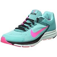 Nike Wmns Zoom Structure+ 17, Scarpe da Corsa