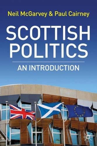 Scottish Politics: An Introduction