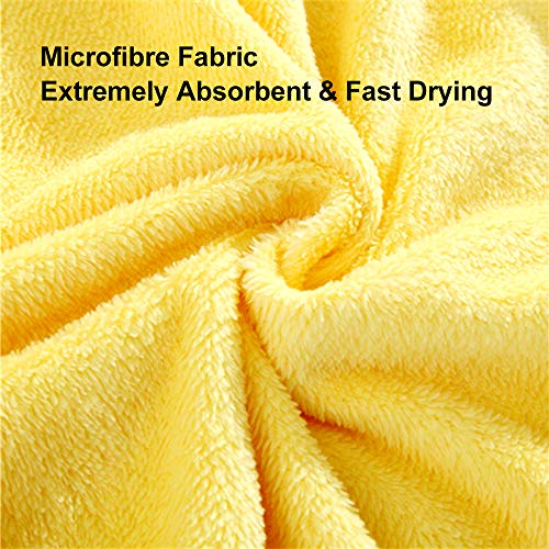Zoom IMG-2 zellar asciugamano per animali accappatoio