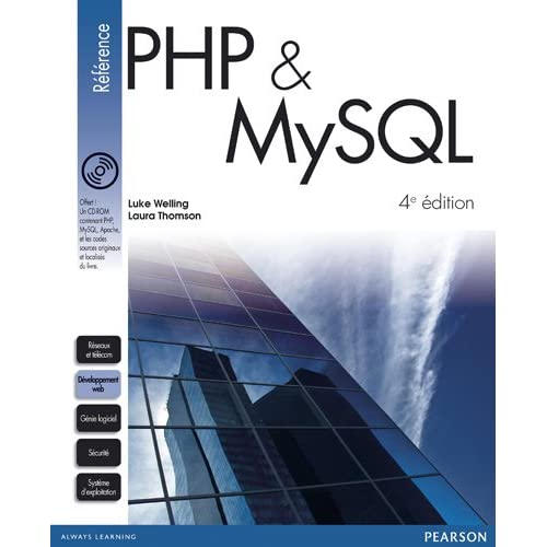 PHP et MySQL + (1Cédérom)