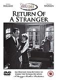 RETURN OF A STRANGER DVD CLASSICS DRAMA CRIME NEW-KOSTENLOSE LIEFERUNG