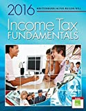 Income Tax Fundamentals 2016 (with H&R Block(TM) Premium & Business Access Code) by Gerald E. Whittenburg (2015-12-04)