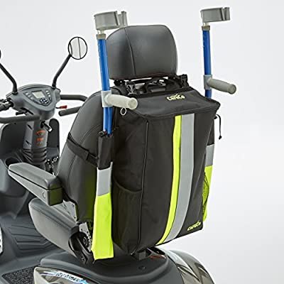 CareCo Hi-Vis Crutch Walking Stick Bag