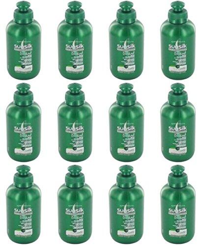 Sunsilk Co-Creations - Lot de 12 crèmes pour cheveux frisés et bouclés